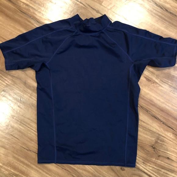 9fdb4e4e056a9 Lands' End Shirts & Tops   Lands End M Youth Mock Turtleneck Shirt ...